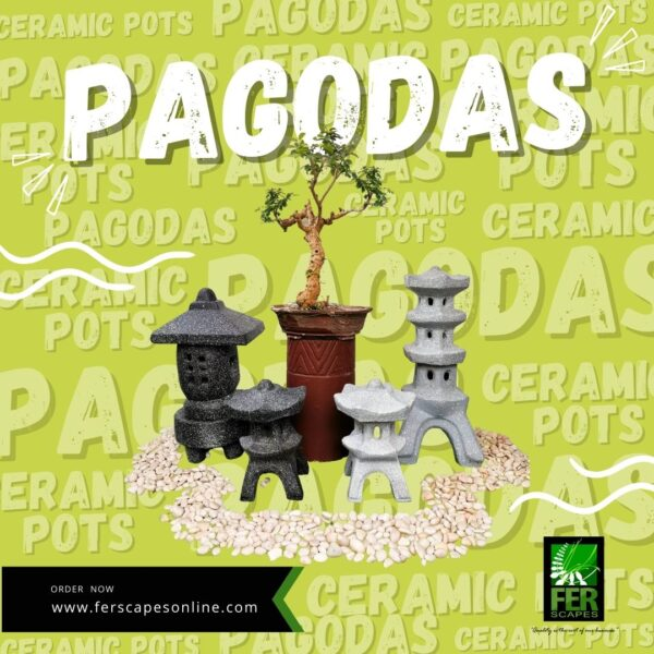 Buy Pagodas at FER Scapes Landscaping Services, Inc.